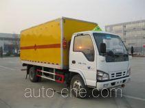 Frestech XKC5042XQYA4 explosives transport truck
