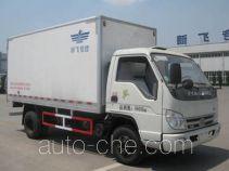 Frestech XKC5043XBWB3 insulated box van truck