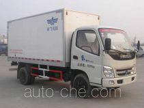 Frestech XKC5049XBWE3 insulated box van truck