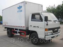 Frestech XKC5060XBWA3 insulated box van truck
