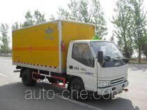 Frestech XKC5060XQYA4 explosives transport truck