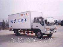 新飞牌XKC5062XXY型厢式运输车