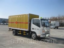 Frestech XKC5070XQY4H explosives transport truck