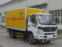 Frestech XKC5080TQP4B грузовой автомобиль для перевозки газовых баллонов (баллоновоз)