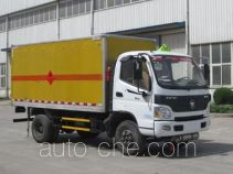 Frestech XKC5080XQY4B explosives transport truck