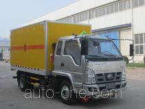 Frestech XKC5081XQY4B explosives transport truck