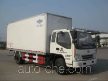 Frestech XKC5083XBWA3 insulated box van truck