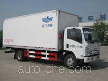 Frestech XKC5090XBWA3 insulated box van truck