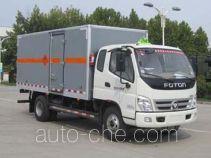 Frestech XKC5099XQY4B explosives transport truck