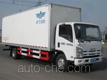 Frestech XKC5100XBWA3 insulated box van truck