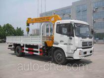 新飞牌XKC5120JSQA3型随车起重运输车