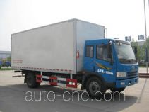 Frestech XKC5120XBWB3 insulated box van truck
