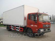 Frestech XKC5128XBWA3 insulated box van truck