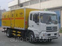 Frestech XKC5160XQY5D explosives transport truck