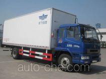 Frestech XKC5161XBWA3 insulated box van truck