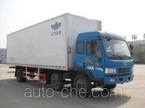 Frestech XKC5170XBWA3 insulated box van truck