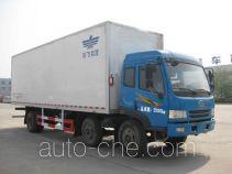 Frestech XKC5252XBWA3 insulated box van truck