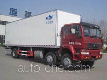 Frestech XKC5257XBWB3 insulated box van truck