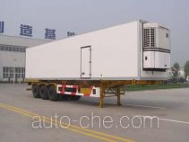 Frestech XKC9340XLC refrigerated trailer
