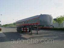 Frestech XKC9400GHY chemical liquid tank trailer