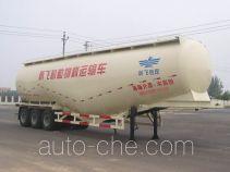 新飞牌XKC9401GFL型粉粒物料运输半挂车