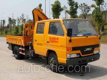 Xiangling XL5061JSQG4 truck mounted loader crane