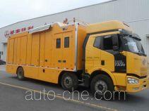 湘陵牌XL5250TJXE4型检修车