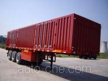 Yuntai XLC9320XXY box body van trailer