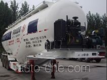 Yuntai XLC9401GFL low-density bulk powder transport trailer