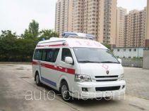 Langang XLG5034XJH4 ambulance