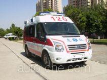 Langang XLG5038XJHCY4 ambulance
