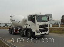 利勃海尔牌XLH5310GJBN306GD1B型混凝土搅拌运输车