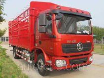 西曼卡牌XMK5180CCYLA2型仓栅式运输车