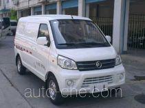 金旅牌XML5020XXYEV10型纯电动厢式运输车