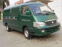 金旅牌XML5035XYZA8型邮政车