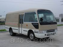 Golden Dragon XML5050XXY18 box van truck