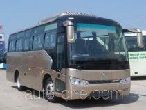 金旅牌XML6827JHEV15C型混合动力城市客车