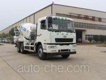 星马牌XMP5250GJB0L4型混凝土搅拌运输车