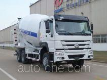 星马牌XMP5250GJB1C4型混凝土搅拌运输车