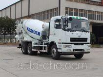星马牌XMP5250GJBL4型混凝土搅拌运输车