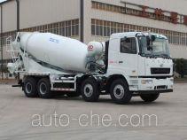 星马牌XMP5310GJB0L4型混凝土搅拌运输车