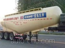 CAMC XMP9404GFL medium density bulk powder transport trailer