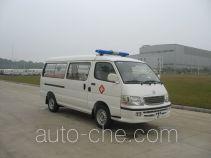 King Long XMQ5031XJH73 автомобиль скорой медицинской помощи