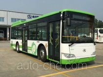 金龙牌XMQ6106AGCHEVD56型混合动力城市客车