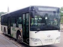 金龙牌XMQ6106AGCHEVN52型混合动力城市客车
