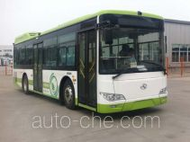 金龙牌XMQ6106AGCHEVN58型混合动力城市客车