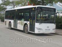 金龙牌XMQ6106AGHEV12型混合动力城市客车
