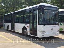 金龙牌XMQ6111AGBEVL型纯电动城市客车
