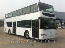 金龙牌XMQ6111SGD4型双层城市客车