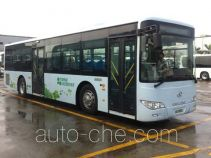 King Long XMQ6119AGCHEVD51 hybrid city bus